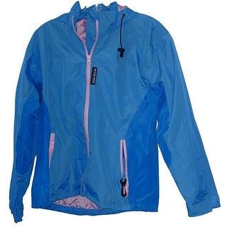 Rivers West Lightweight Trail Jacket - Blue - MEDIUM