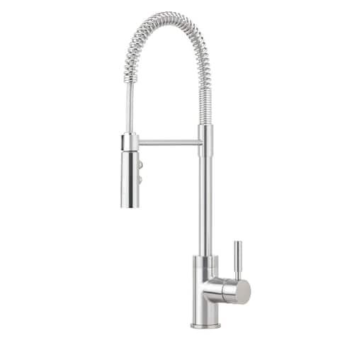 Miseno MK6557 Professional 1.8 GPM Pre-Rinse Kitchen Faucet