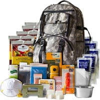 Wise prepared meals 01622gsg wise 5 day survival pack in digital camo backpack