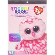Pinky Owl - Beanie Boos Sticker Book