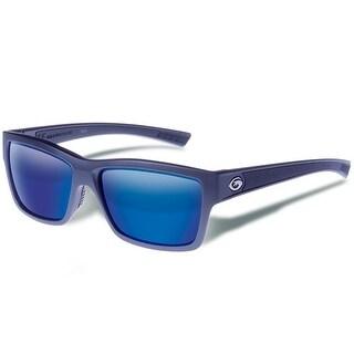 Gargoyles HOMELAND MATTE METALLIC GRAPHITE/SMOKE Sunglasses