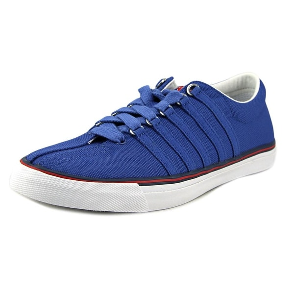 K-Swiss Surf 'N Turf Men Round Toe Canvas Blue Sneakers