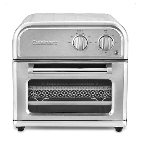 Cuisinart AFR-25 Air Fryer, Brushed Stainless Steel