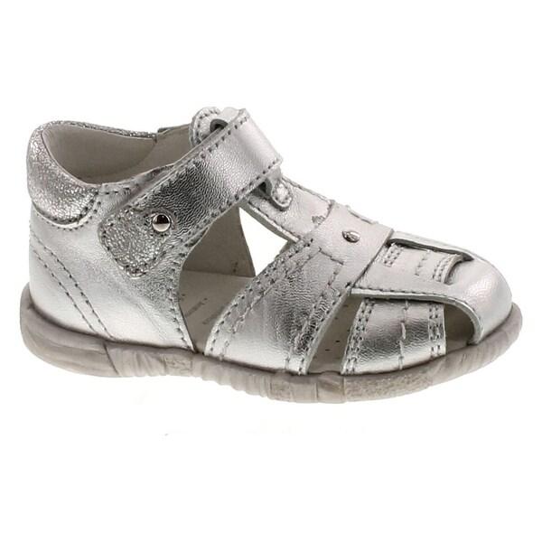 Primigi Infant/Toddler 14060 Leather European Protective Closed Toe Sandals