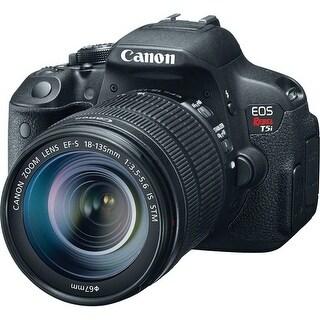 Canon EOS Rebel T5i DSLR Camera w/ EF-S 18-135mm IS STM Kit with f/3.5-5.6 Lens