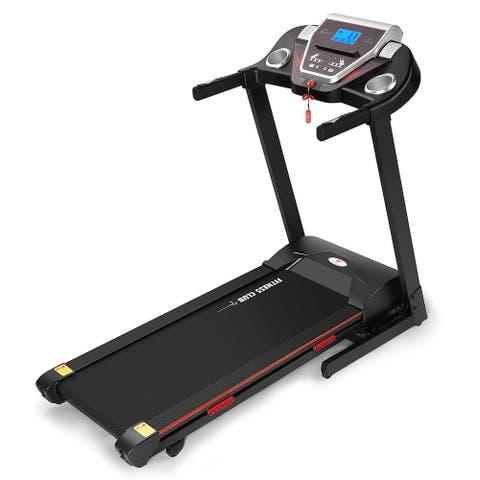 "Motorized Electric Treadmill Folding Automatic Incline - 7'6"" x 9'6"""