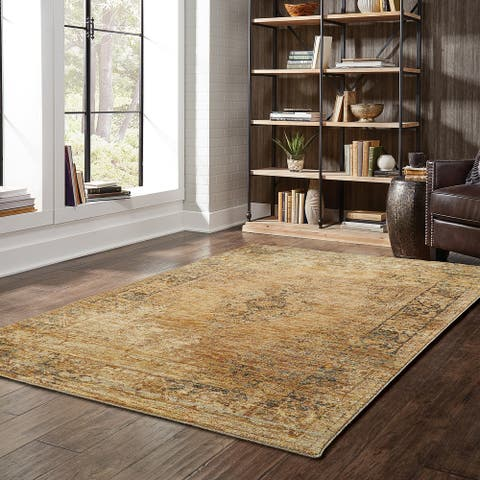 Carbon Loft Upjohn Faded Classic Area Rug