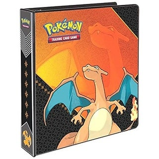 Pokemon: Charizard Album, 2""