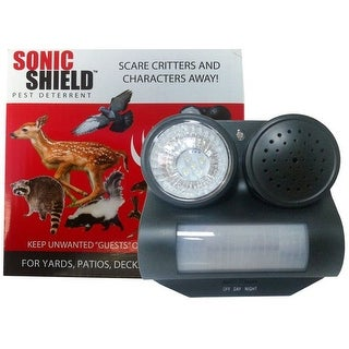 Bird B Gone MMSS-GRD/D Sonic Shield Pest Deterrent