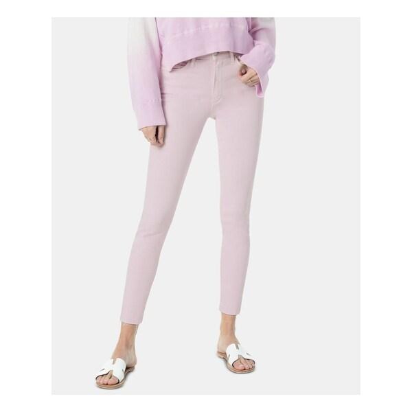 JOE'S Womens Purple Skinny Jeans Size 31 Waist. Opens flyout.