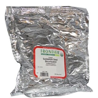 Frontier Natural Products BG13116 Frontier Cardamon Sds Ground - 1x1LB
