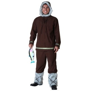 Adult Eskimo Boy Costume