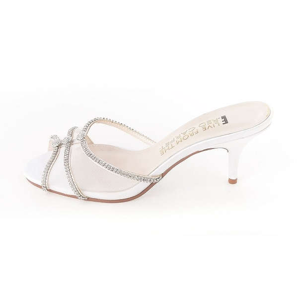 E! Live From The Red Carpet Women's Vanessa Dress Slide Sandals