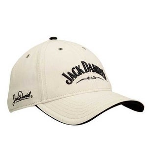 Jack Daniels Men's Baseball Cap Cotton Twill Stone Color OSFA JD77-77