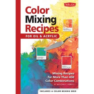 Walter Foster Creative Books-Color Mixing Recipes https://ak1.ostkcdn.com/images/products/is/images/direct/a0ab7267bbb2d045c56c46d84703e198159f2c30/Walter-Foster-Creative-Books-Color-Mixing-Recipes.jpg?impolicy=medium