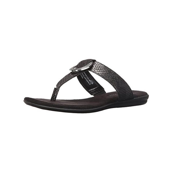 Aerosoles Womens Supper Chlub Flip-Flops