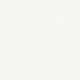 Brewster 2535-20657 Metropolitan Cream Geometric Diamond Wallpaper