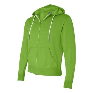 Independent Trading Co Unisex Full Zip Hooded Sweatshirt