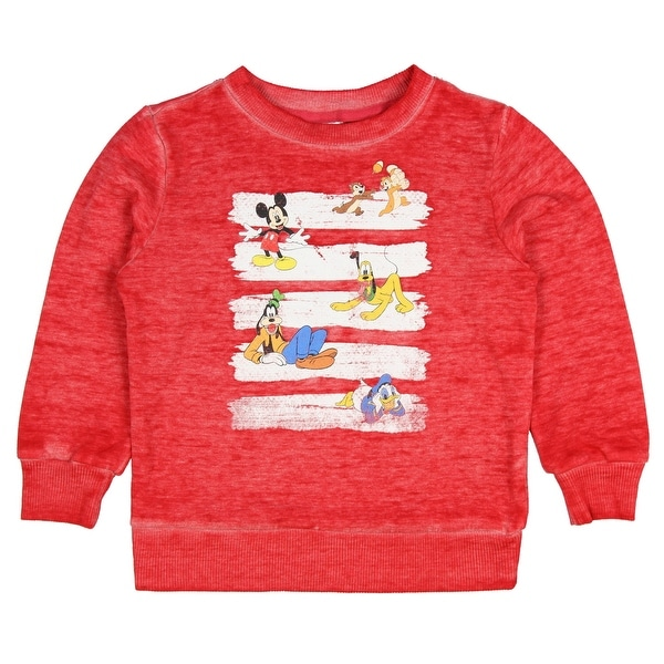 Shop Disney Mickey Mouse Toddler Boys Friends Vintage Distressed