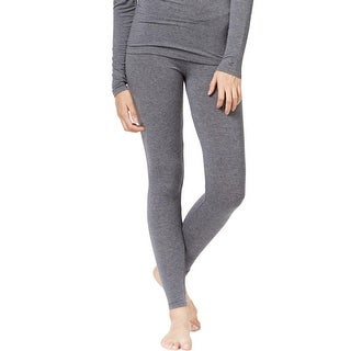 Cuddl Duds Womens Leggings Comfort Waist Casual
