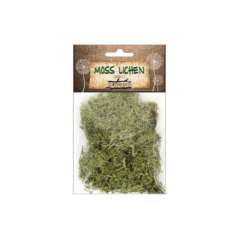 BCI Crafts Moss/Lichen 1oz Lt Green