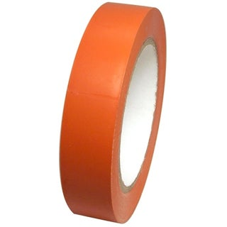 "TapePlanet Colored Vinyl Tape 1"" x 36 yard Roll (Option: Orange)"