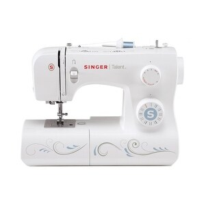 Singer 3323.Cl Talent 23-Stitch Sewing Machine With Automatic Needle Threader