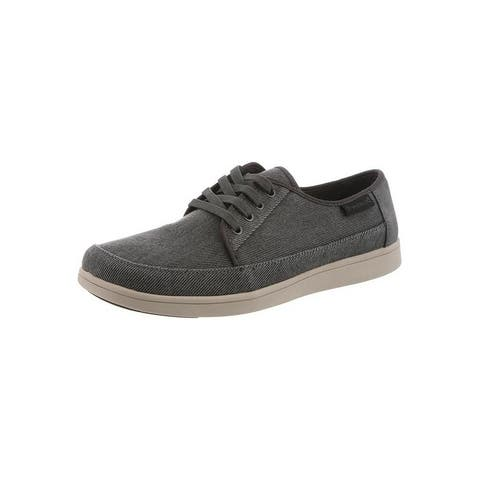 Bearpaw Casual Shoes Mens Bentley Classic Canvas Rubber