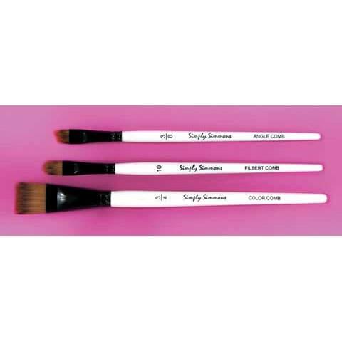 Robert Simmons - Simply Simmons Short Handle Brush - Liner 10/0