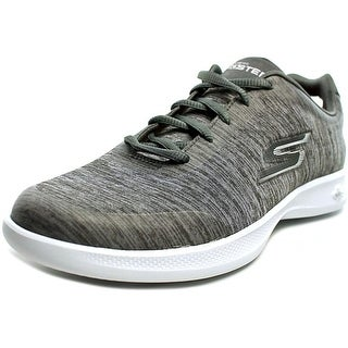 Skechers Go Step Lite Beam   Round Toe Canvas  Running Shoe
