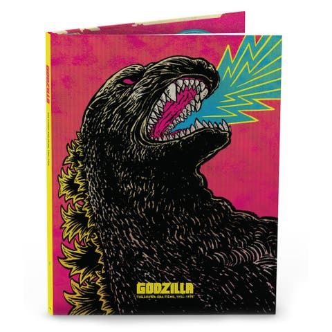 The Criterion Collection: Godzilla 1954-1975 Blu-ray Region A (North America)