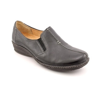 Naturalizer Malvina Round Toe Leather Loafer