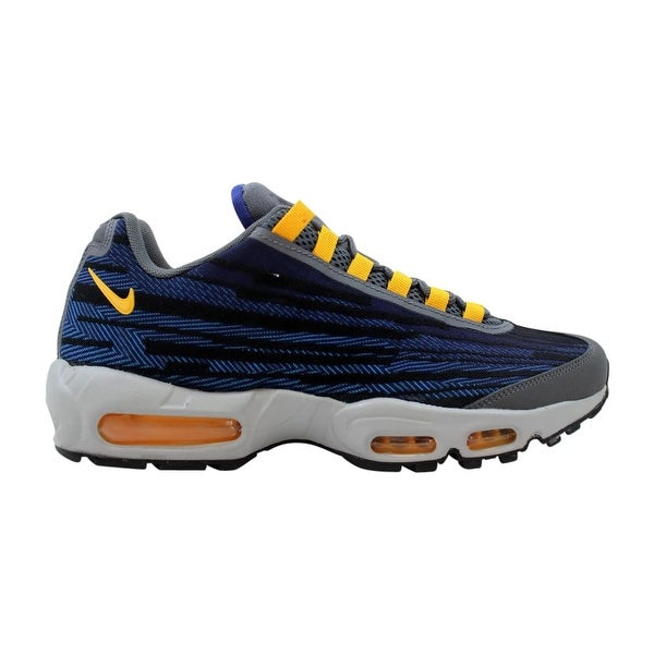 bff1d5685d Shop Nike Air Max 95 JCRD Deep Royal Blue/University Gold-Dark Grey ...