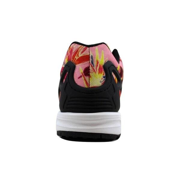 Shop Adidas Men's ZX Flux Light PinkLight Pink Black B34520
