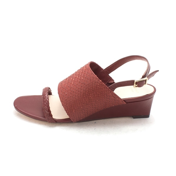 Cole Haan Womens 14A4005 Open Toe Casual Slingback Sandals - 6