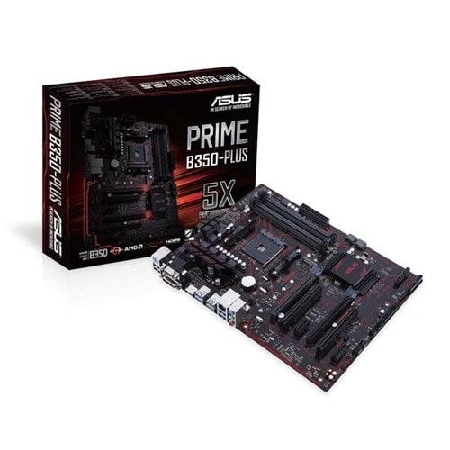 """Asus Prime B350-PLUS Desktop Motherboard Desktop Motherboard"""