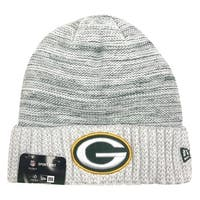 New Era Green Bay Packers Knit Beanie Cap Hat NFL 2017 Color Rush 11461039