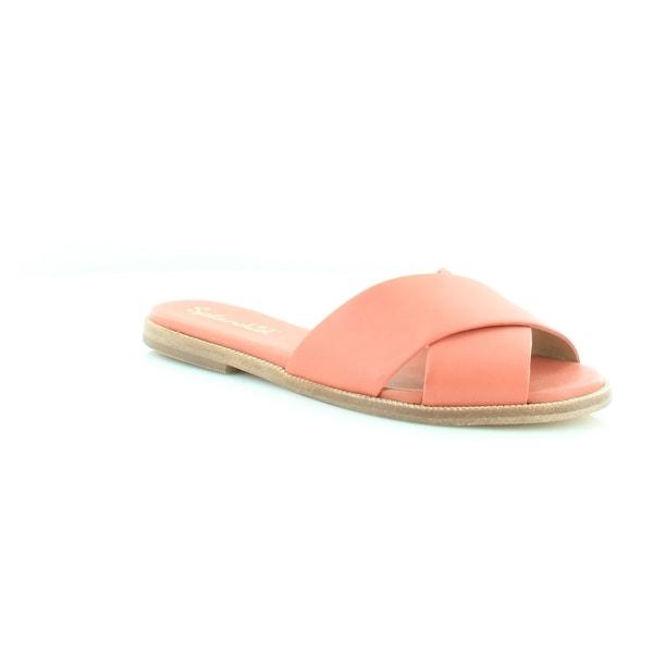 Splendid Baron Women's Sandals & Flip Flops Guava