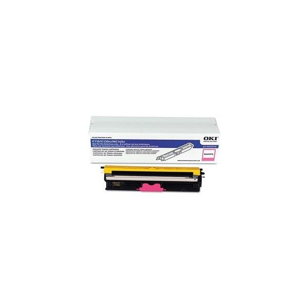 OKI Toner Cartridge - Magenta 44250710 Toner Cartridge