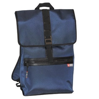 NDK Capital Sporty Backpack with Padded Laptop Compartment - One size
