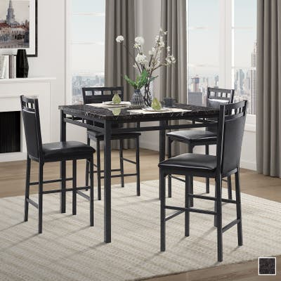 Bexley 5-Piece Counter Height Dining Set