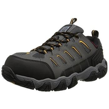 Skechers for Work Men's Blais Steel-Toe Hiking Shoe - 14