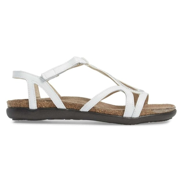 Naot Womens Tamara Open Toe Casual Slide Sandals - 4