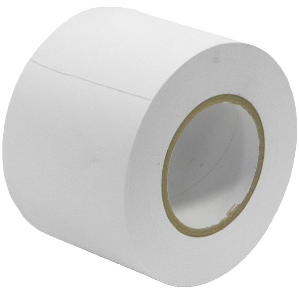Seismic Audio Gaffer's Tape - White 4 inch Roll 60 Yards per Roll Gaffers Tape