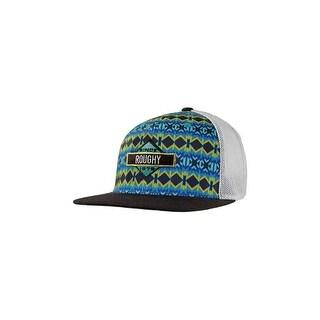 HOOey Hat Mens Roughy Koda Aztec Trucker O/S Multi-Color