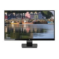 "Refurbished - HP 27w 27"" Monitor IPS 1920 x 1080 @ 60Hz 0.274mm 250cd/m² 1000:1 5ms VGA HDMI"