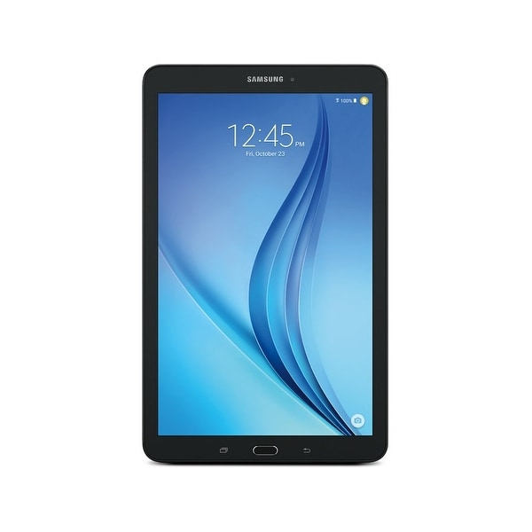 Samsung Galaxy Tab E SM-T560 16 GB Tablet - 9.6 - Black