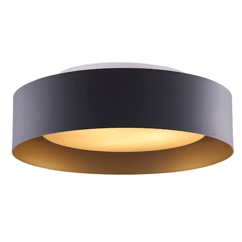 EMMA 3-Light Semi-Flush Ceiling Lamp By Archiology