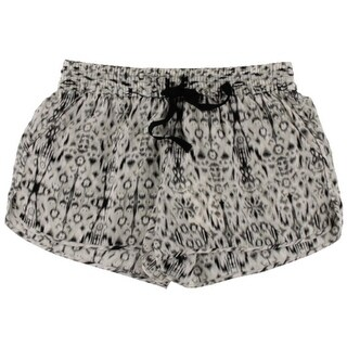 Joie Womens Silk Printed Casual Shorts - S