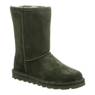 Bearpaw Women's Elle Short Boot Forest Suede